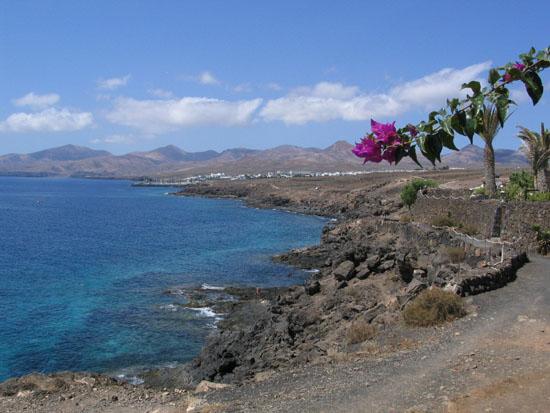 Angela Harneit > Wanderung Puerto del Carmen - Puerto Calero