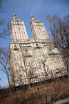 Twin Towers of Central Park West