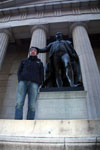 Federal Hall mit Washington-Statue