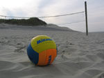 Norderney - Beachvolleyball